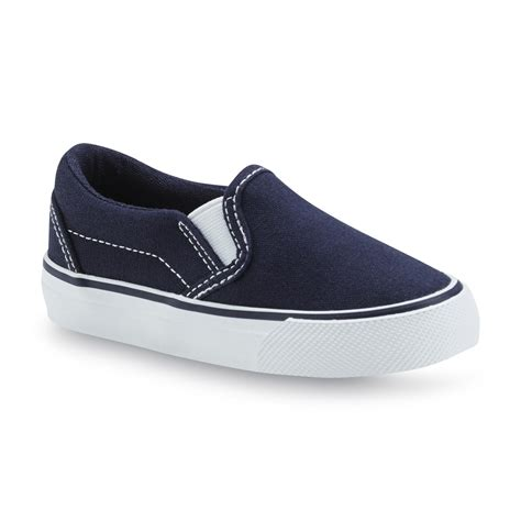 boy shoes joe boxer toddler boy s casual canvas shoe lil les navy