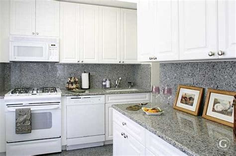 white kitchen cabinets white appliances new caledonia granite with white cabinets quotes
