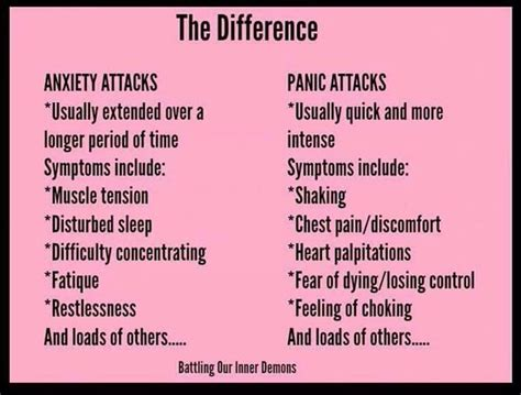 anxiety attack linnea hanold baker on quot the difference between anxiety attack symptoms