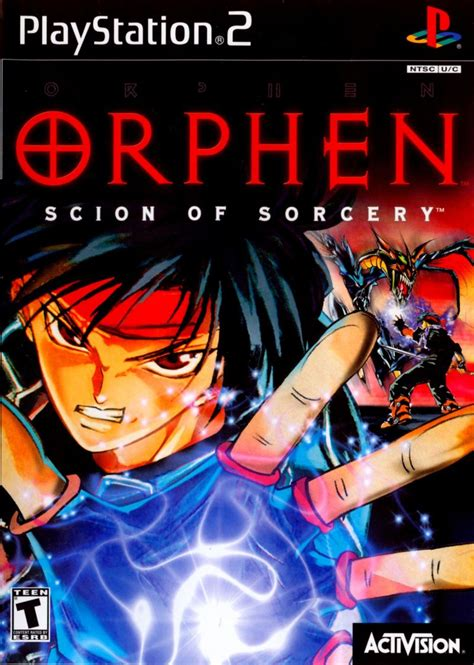 orphen scion of sorcery for playstation 2 2000 mobygames