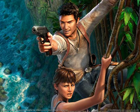 UNCHARTED Games Edited To Create Three Motion Pictures