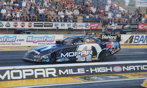 fox sports delivers broadcast television debut  nhra mello yello drag racing series