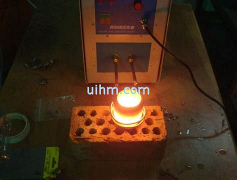 induction heating graphite crucible induction melting with graphite crucible united induction heating machine limited of china