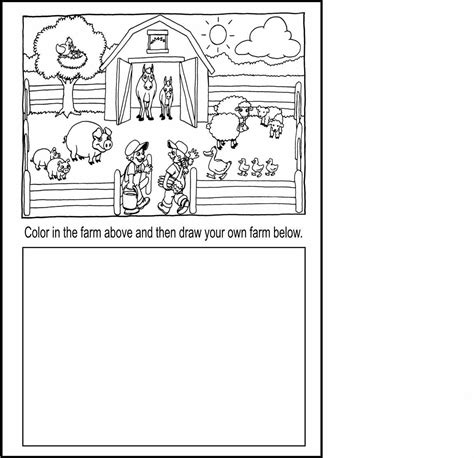 coloring pages of animals and their homes 96 coloring pages of animals and their homes farm