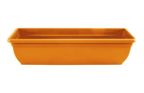 Plastic Trough Planters by Plastic Winchester Trough Planter 60cm Colour Terracotta