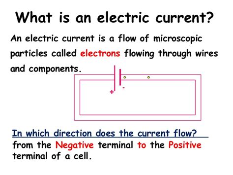 what is an electrical circuit electric current and series and parallel circuits
