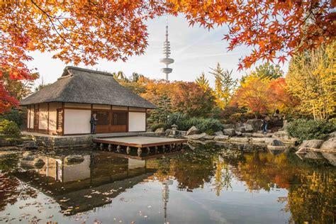 japanischer garten japanischer garten planten un blomen architektur