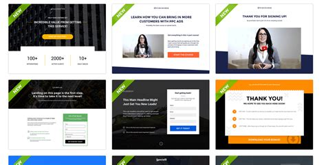 How To Create Amazing Landing Pages With Instapage Free Instapage Templates