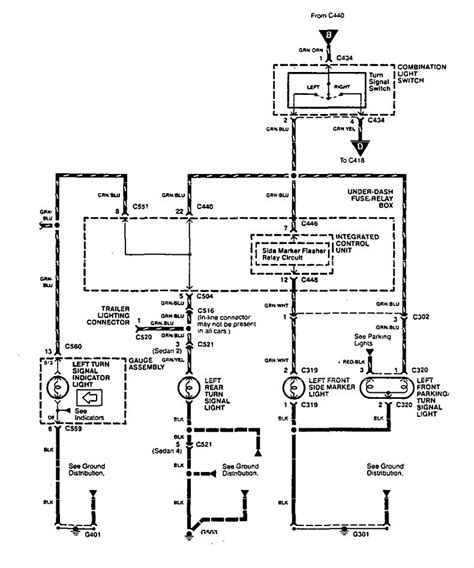 integra ignition switch wiring diagram 38 wiring diagram