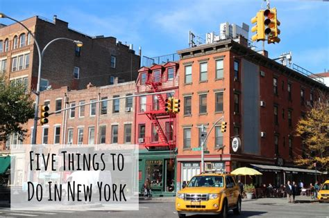 things to do in nyc on five things to do in new york a junkie in