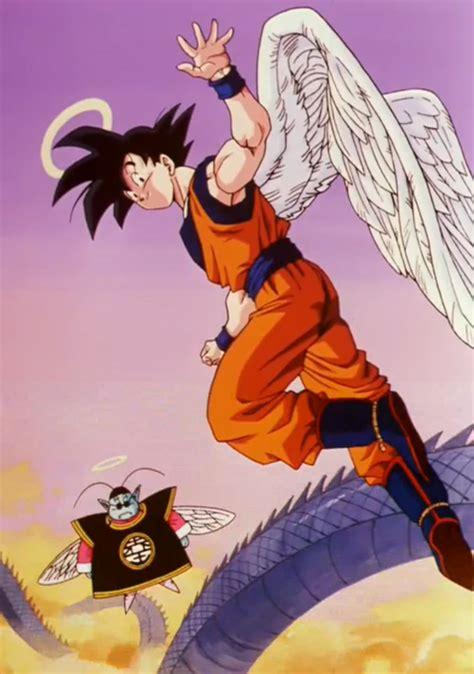 imagenes de goku angel goku chaos control