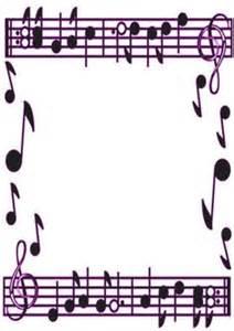 Purple Bathroom Ideas music notes clip art borders music note borders free