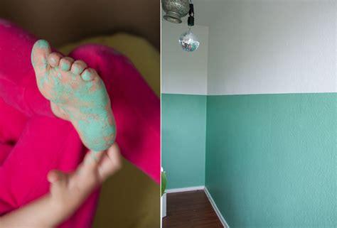 mädchenzimmer streichen kinderzimmer renovieren streichen