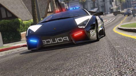 Lamborghini Reventon Police Pictures   Inspirational Pictures
