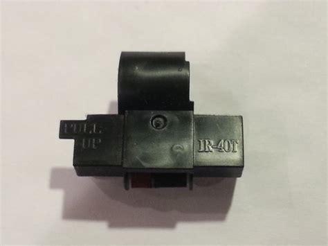 Kalkulator Casio Fr 2650 casio fr 2650a calculator ink rollers casio fr2650a ebay