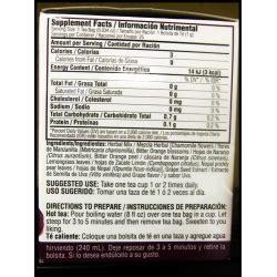 God S Garden Pharmacy Detox Tea by Grape Seed Herbal Tea 25tea Bags 1g Mexipharmacy