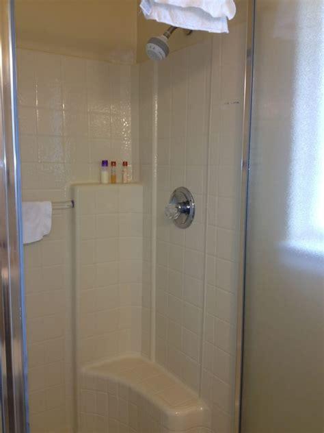 New Shower Insert Basic Insert Type Shower That Looks Like Tile