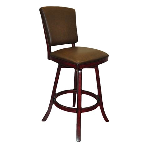 mahogany bar stool imperial bar stool with back mahogany
