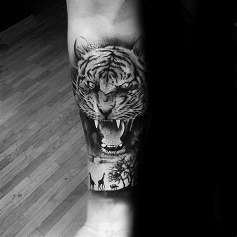animal tattoos for men 100 animal tattoos for cool living creature design ideas