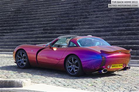 Tvr Tuscan Problems The Problem With Tvrs Was Retro Rides