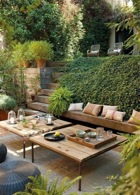 Sloping Garden Ideas Photos Oh I So Want This If I End Up With A Backyard On A Slope Pinteres