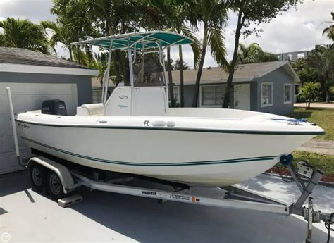 center console boats for sale florida keys 2005 used key largo 2100 center console fishing boat for