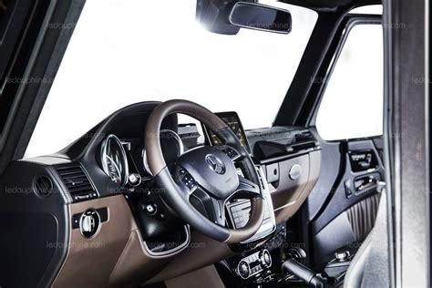 mercedes serie limitee automobile mercedes classe g quot paul bocuse quot une s 233 rie