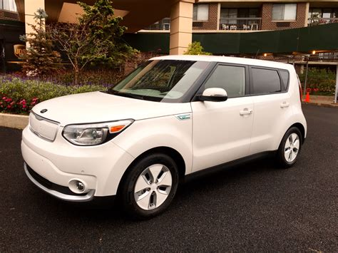 Electric Soul Kia 2015 Kia Soul Ev Electric Vehicle Review And Test Drive