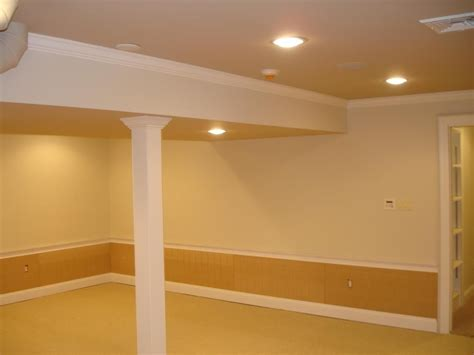 painting chair rail molding two toned wall color ideas 3ft fluorescent light fixture