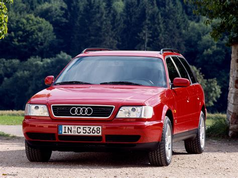 Audi A6 4a by Audi A6 Avant 4a C4 1994 97 Wallpapers 1600x1200