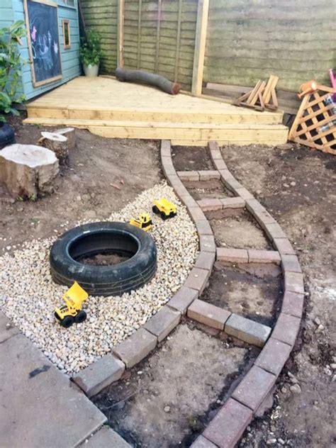 giardino per bambini giardini e percorsi sensoriali per bambini come