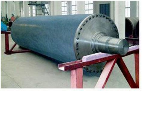 Paper Roll Machine - stock preparation rolls for paper machine