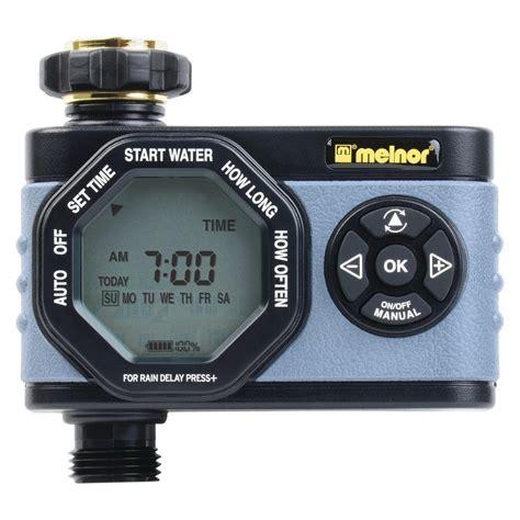 orbit mechanical water timer 56908 the home depot