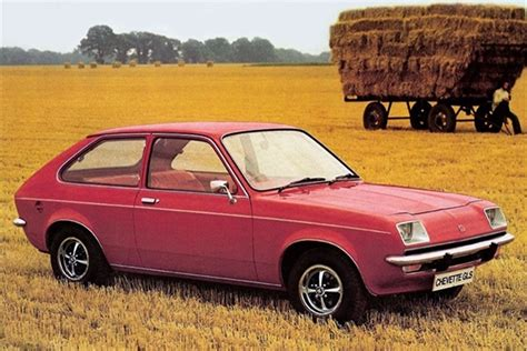 vauxhall car vauxhall chevette car review honest