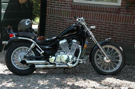 86 Suzuki Intruder 700 Bikepics 1986 Suzuki Intruder 700