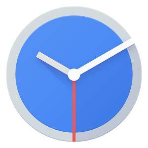google new clock icon ausdroid