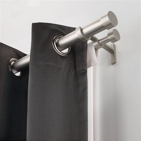 how to mount curtain rods curtain rods ceiling mount curtain menzilperde net