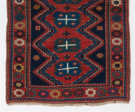 Armenian Rugs For Sale by Antique Armenian Kazak Rug From Southern Caucasus For Sale