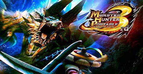 psp themes monster hunter 3 monster hunter portable 3rd hd psp iso free download