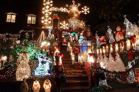 Dyker Heights Christmas Lights According 2 G