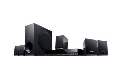 sony dav tz140 home theater systems