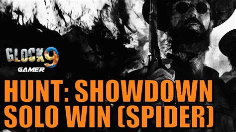 The Bounty Wins Victory by Hunt Showdown Win Spider Bounty