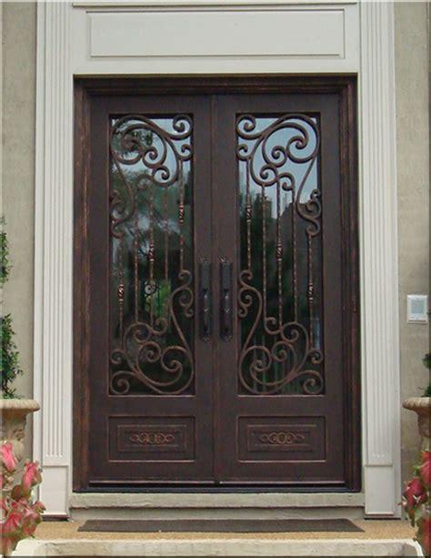 benefits  iron front entry doors medford design build