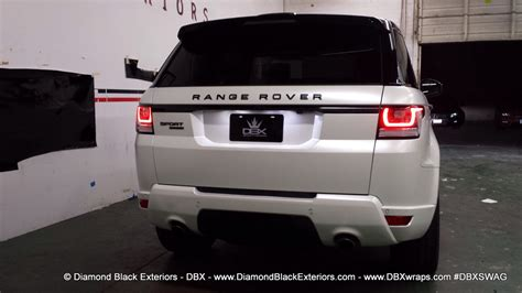 white wrapped range rover 100 range rover white 2016 comparison peugeot 3008