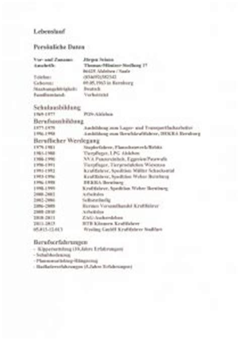 Bewerbung Lkw Fahrer Suche Arbeit Bewerbung Als Lkw Fahrer Hergisdorf