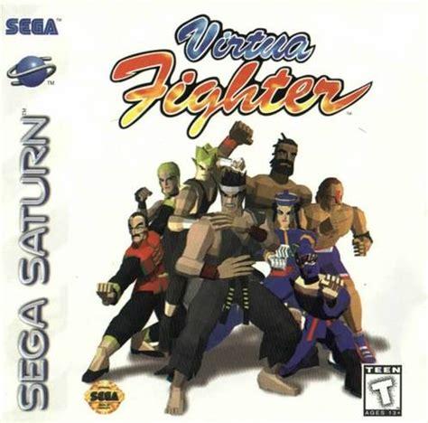 virtua fighter (u) iso