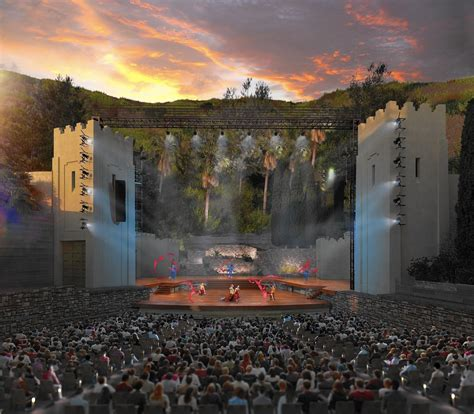 ford theater los angeles anson ford theatres will reopen in july with