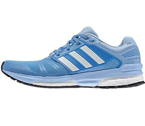 adidas boost 2 techfit s running shoes light blue white buy it at the keller