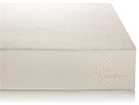 Bamboo Memory Foam Mattress Bamboo Gel 10 Quot Memory Foam Mattress Contemporary Mattresses By Luvbutton