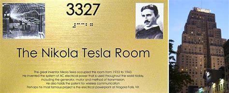 New Yorker Hotel Tesla Room Hvorfor Forties Nikola Tesla Tidenes Oppfinnergeni
